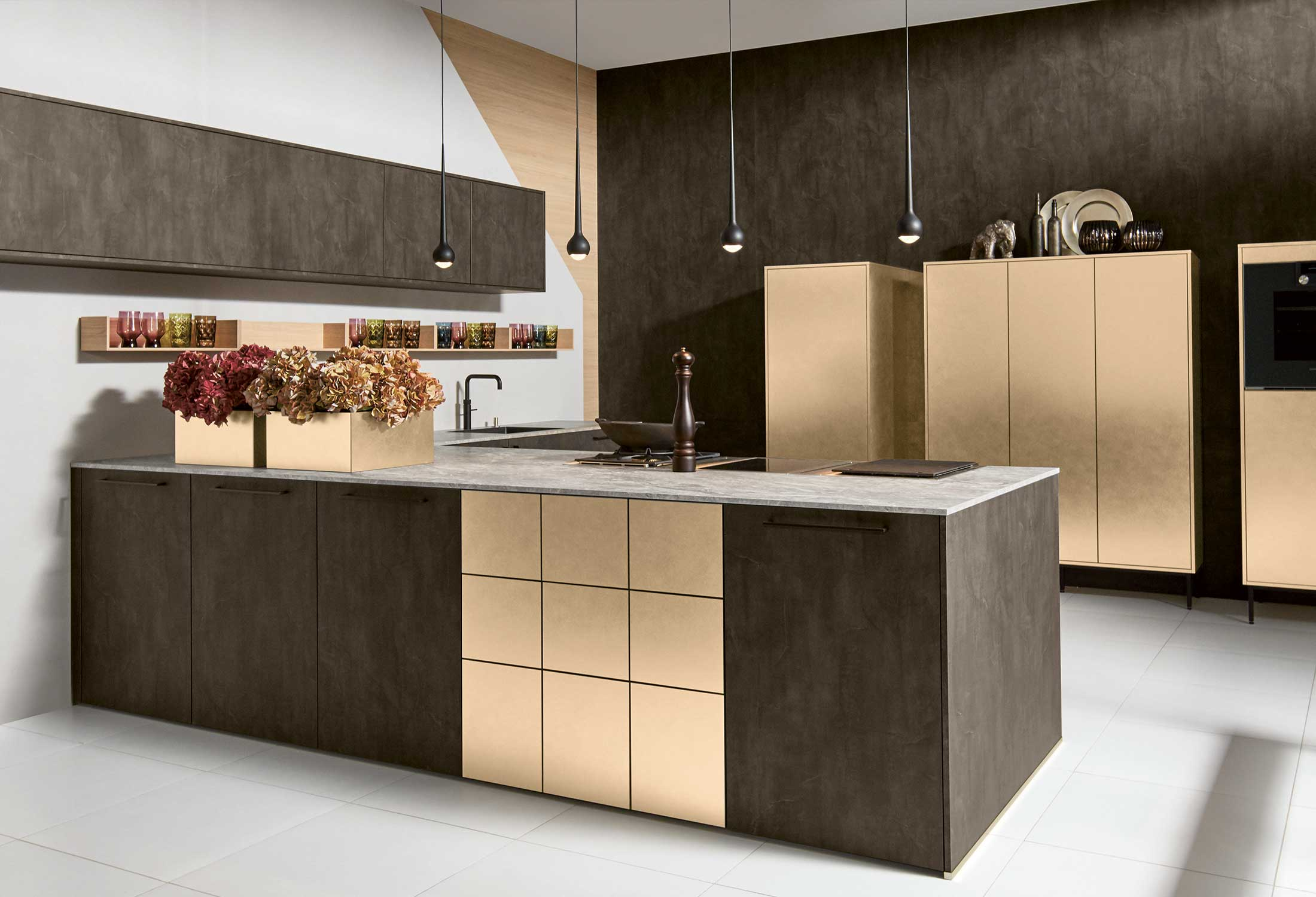 Contemporary kitchens Surrey