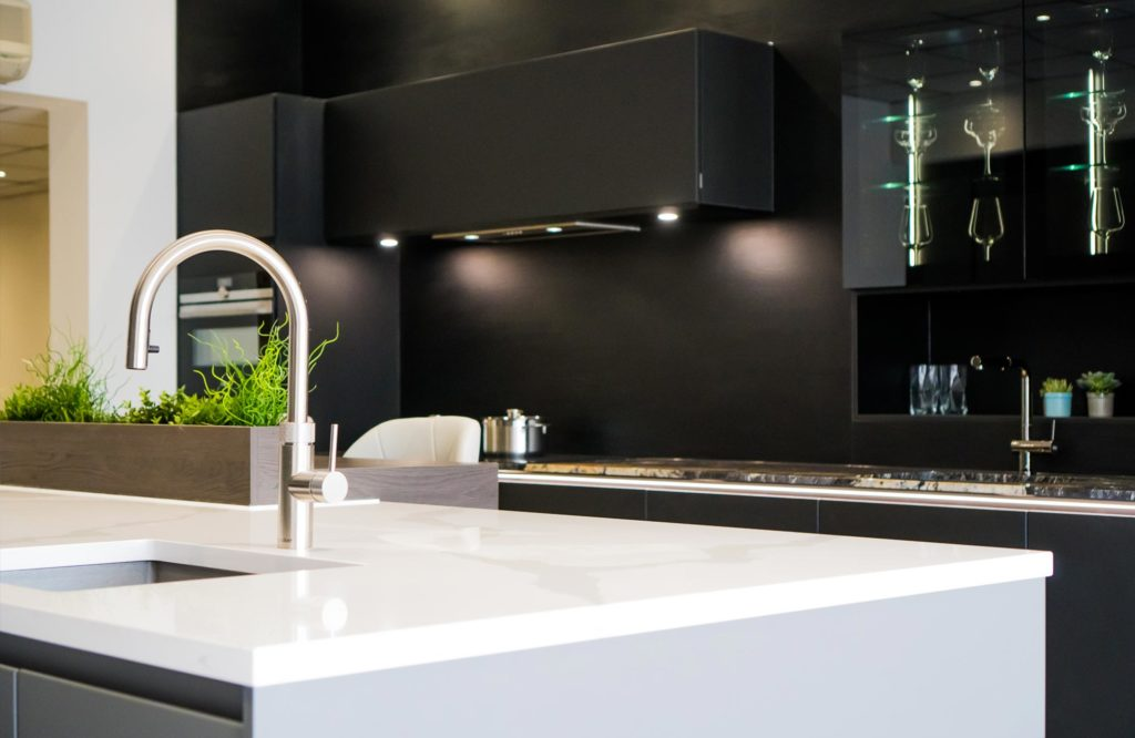 Luxury German Kitchens by BCK Interiors - Fitted Kitchens in